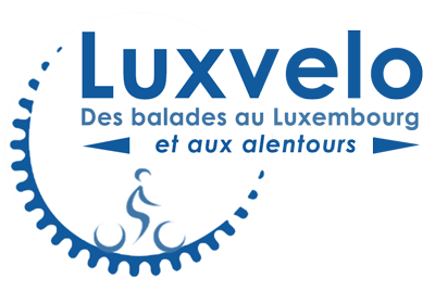 luxvelo : piste cyclable du Luxembourg